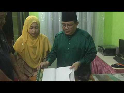 Heboh!! Tulisan Al-Quran Tiba-tiba Hilang 8 Halaman