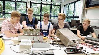 Die EWE Ausbildungswerkstatt – so sieht eine technische Ausbildung bei EWE aus