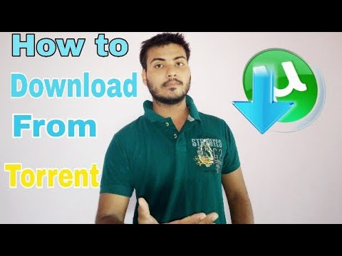 🔥How to download movies from Torrent?...