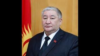 Төрага менен депутат Максат Сабировдун кайым айтышы