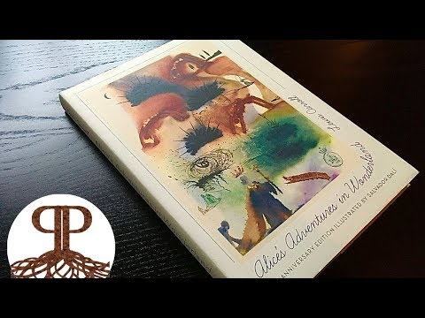 Alice In Wonderland | Salvador Dalí Illustrated: 150th YA Edition || Princeton University Press