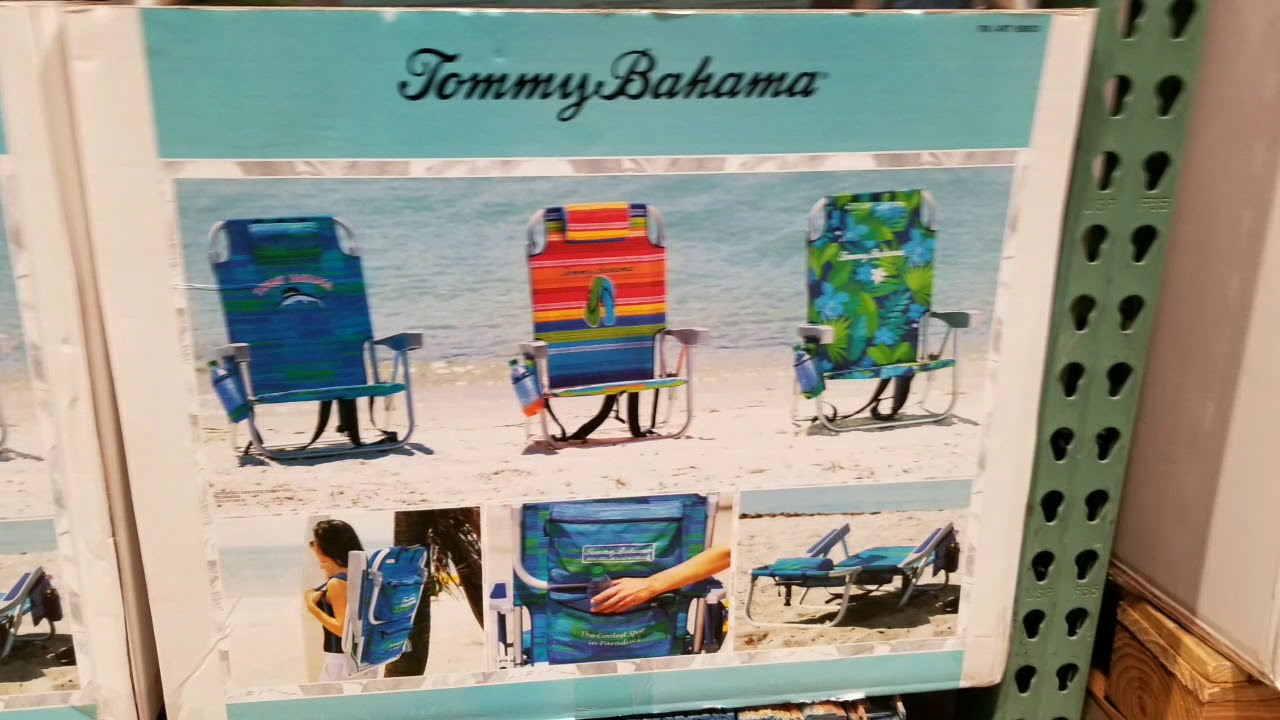 Costco Tommy Bahama Backpack Beach