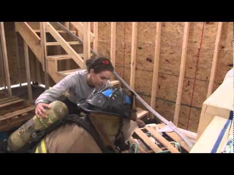 Washington Township Fire Department- Floor Collapse Training
