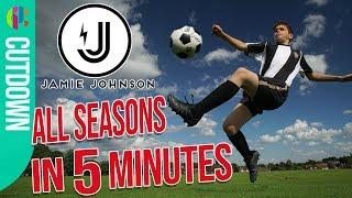 Jamie Johnson IN FIVE MINUTES!