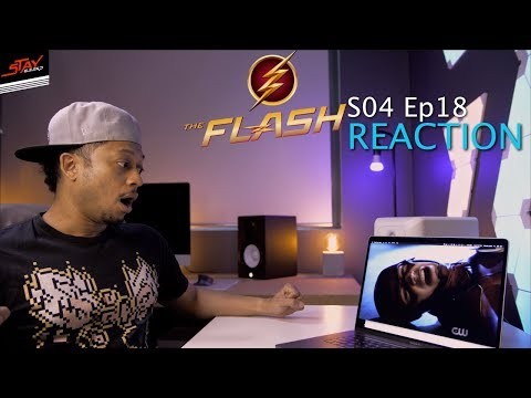 No Ralph!!! The Flash 4x18 Reaction!!!