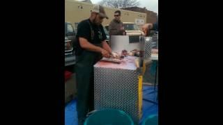 Maumee Walleye Butcher