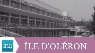 Le centre héliomarin de Saint-Trojan Les Bains - Archive INA