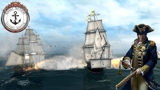 Naval Action. Британский нуб. (стрим #5)