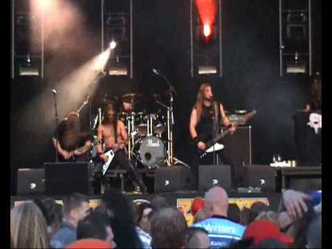 Enslaved - The Watcher - Zwarte Cross...