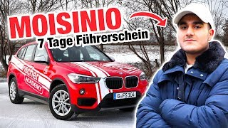 7 Tage Führerschein + Prüfung mit Moisinio? 😳 | Fischer Academy