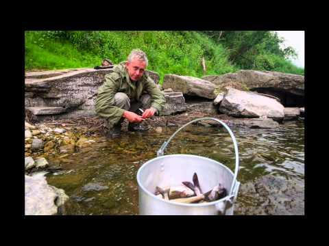рыбалка на тунгуске