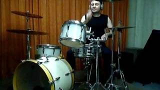 Living Wreck - Drum cover