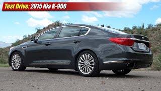 Test Drive: 2015 Kia K900
