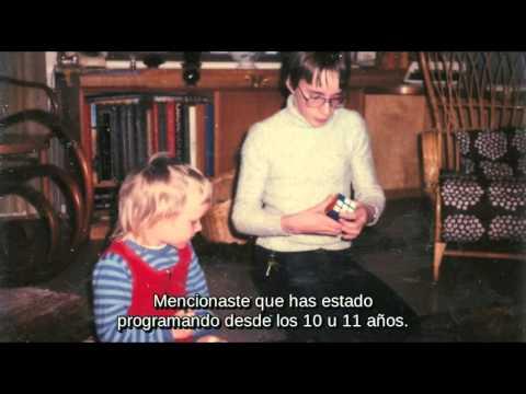 Linus Torvalds Entrevista TED en ESPAÑOL Software Libre (subtitulada)