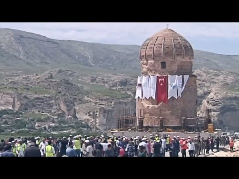 В Турции 550-летнюю