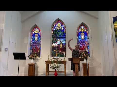 August 16th 2020 - Church Service