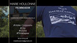 Film 40ème Vendanges à Daumas-Gassac | Clip réalisé par Marie Houlonne | 4k | Drone