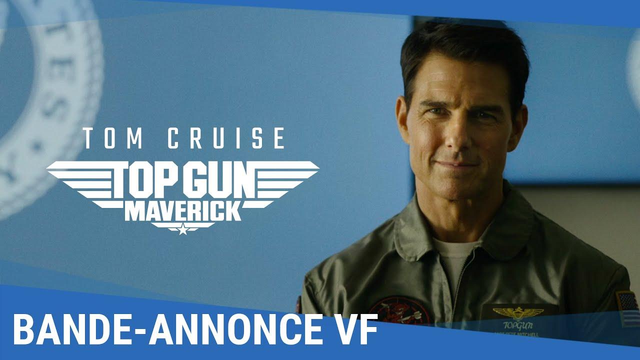 TOP GUN : MAVERICK - Bande-annonce officielle VF [Au cinéma le 15 juillet 2020]