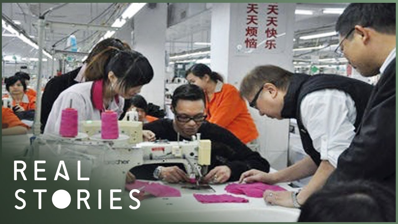Why Is Everything Made In China? (Mass Production Documentary)   Real Stories