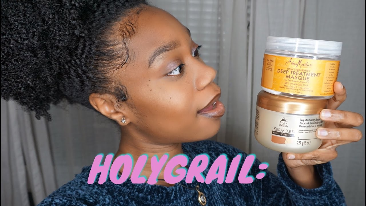 Natural Hair Conditioner For Dry Curly Hair