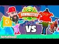 ULTIMATE BOWMASTER? Lil Dump Jeremy Upgrade VS Turkey Girl, Fernando and Varg by Epic Family Gaming