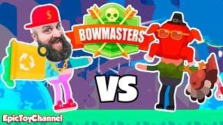 Video ULTIMATE BOWMASTER? Lil Dump Jeremy Upgrade VS Turkey Girl, Fernando and Varg by Epic Family Gaming download MP3, 3GP, MP4, WEBM, AVI, FLV Maret 2018