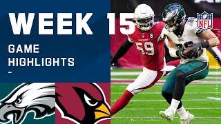 Eagles vs. Cardinals Week 15 Highlights