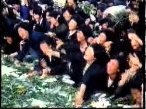 Kim Il Sung 1994 Clip