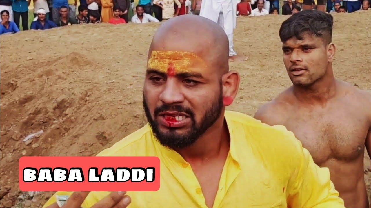 इतना क्यों मारा बाबा लाड़ी को मार मार के ख़ून निकाल दिया baba laddi kusti 2021