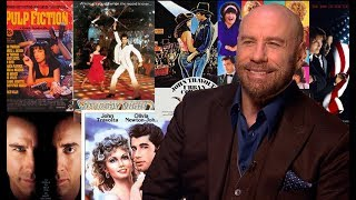 John Travolta Looks Back At His Most Iconic Movies