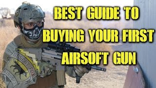 Best Guide to Buying an Airsoft Gun with Jet DesertFox at Evike.com