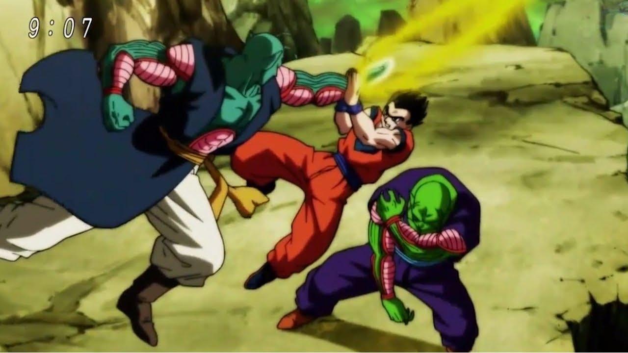 Resultado de imagen para dragon ball super gohan vs namekianos