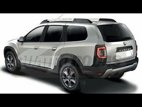 2017 renault duster as 7 seater suv rendered youtube. Black Bedroom Furniture Sets. Home Design Ideas