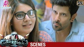 10 endrathukulla tamil movie scenes samantha meets vikram abhimanyu singh plans a kidnap