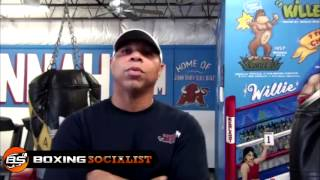 Gambar cover Andre Ward's Conditioning Coach, Also Talks about Amir Khan