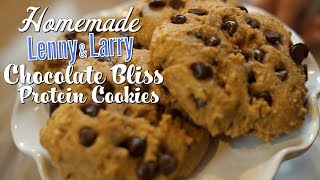 BETTER THAN Lenny &amp Larry&#39s Complete Cookie  Chocolate Bliss Cookies  Tiger Fitness