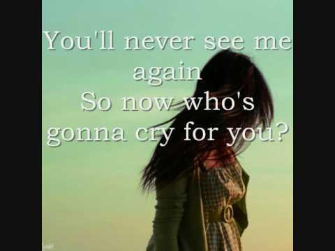 September - Cry For You (Karaoke Instrumental with Lyrics)