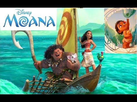 Álbum y stickers de Moana: Un Mar de Aventuras de Panini, Vaiana Oceania #5