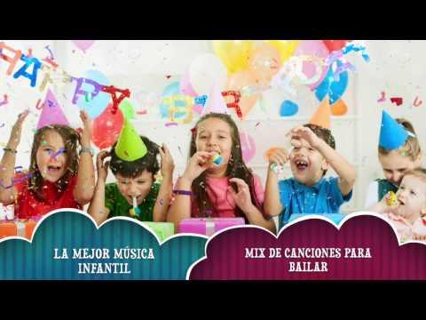 Mix Música Infantil 2 - Las Mejores Canciones Infantiles para Bailar - 1 Hora de Música