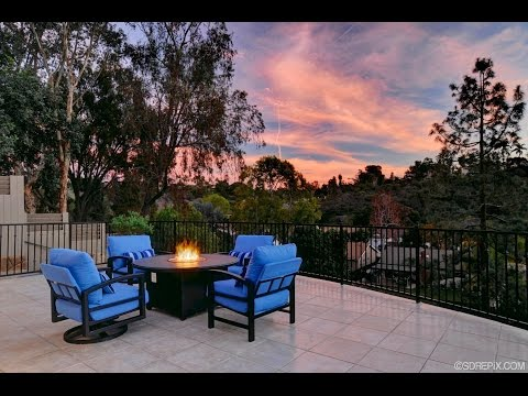 Beautiful Canyon View Home For Sale - 5611 Baja Dr. San Diego 92115