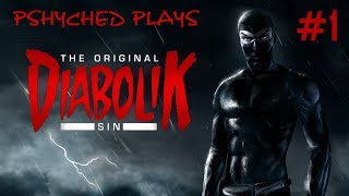 Diabolik: The Original Sin #1 - An Obscure Point & Click Adventure..