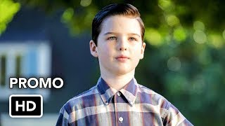 """Young Sheldon 2x13 Promo """"A Nuclear Reactor And A Boy Called Lovey"""" (HD)"""