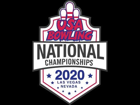 USA Bowling - Road To Nationals - Las Vegas 2020 // Justin Bohn