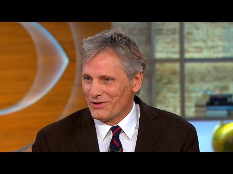 Viggo Mortensen on going off the grid with