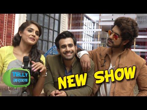 Badtameez Dil: V Puri & Asmita Sood | Star Plus New Show