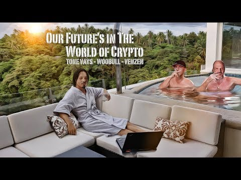 The Future of Crypto Space w/ Venzen & Willy Woo