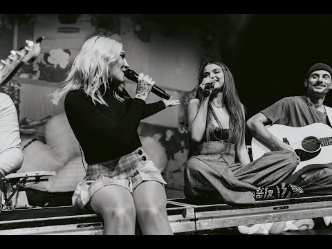 Julia Michaels - ANXIETY LIVE @ The Fonda with Selena Gomez