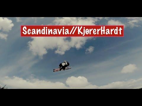 Scandinavia//KjørerHardt