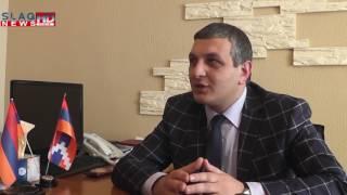 Slaq am Հնարավորություններիս սահմանում միշտ իմ ժողովրդի կողքին եմ լինելու  Աշոտ Ավետիսյան