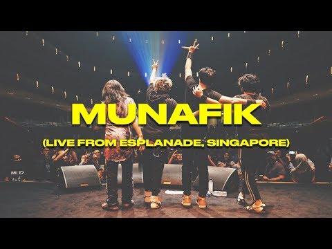GIGI - MUNAFIK (Live From Esplanade, Singapore)
